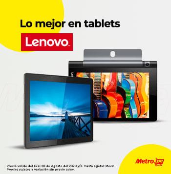 Lo mejor de Tablets Lenovo!
