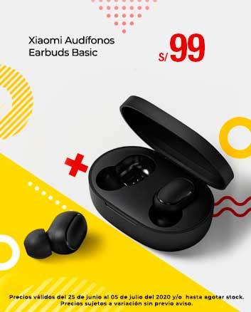 Xiaomi Audífonos Earbuds Basic
