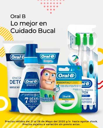 Oral B Lo mejor en Cuidado Bucal