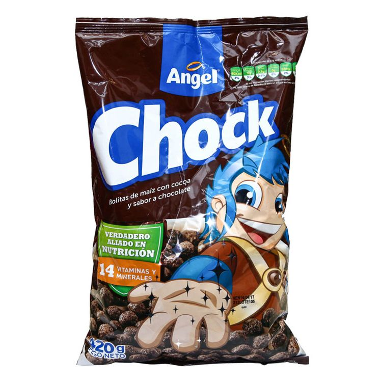 Cereal-Angel-Chock-Bolsa-420-g