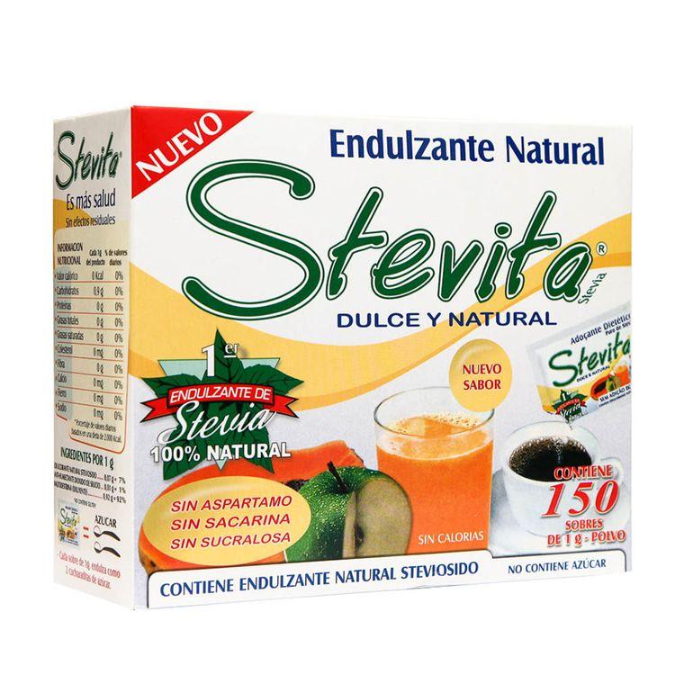Edulcorante-en-Polvo-Stevita-Caja-150-Unid