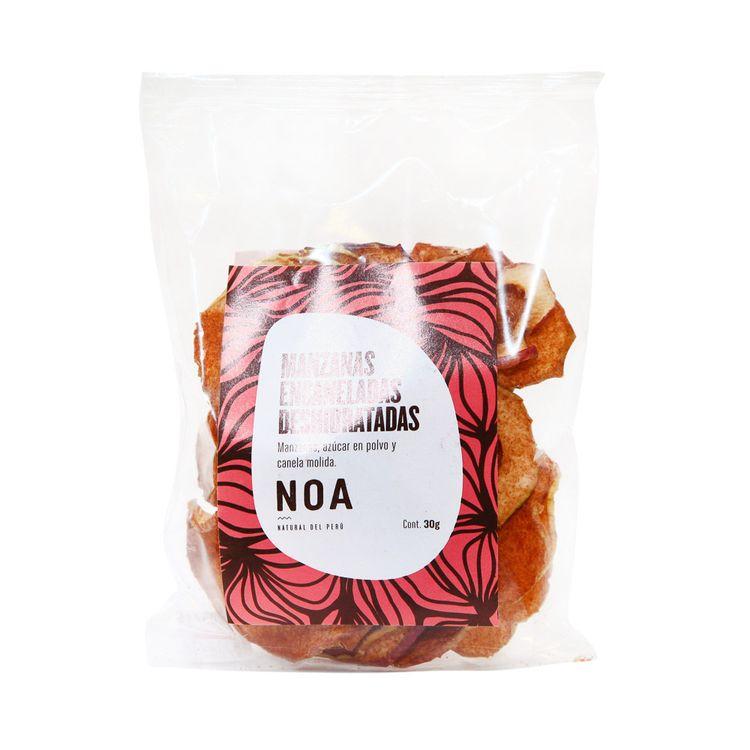 Manzanas-Deshidratadas-Encaneladas-Noa-Gourmet-Bolsa-45-g