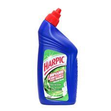 Limpiador-Desinfectante-Harpic-Multiaccion-Manzana-Verde-Frasco-con-Dosificador-500-ml