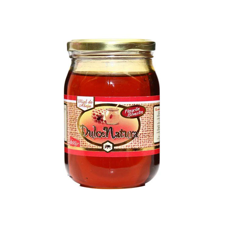 Miel-de-Abeja-Dolce-Natura-Floracion-Silvestre-Frasco-600-g