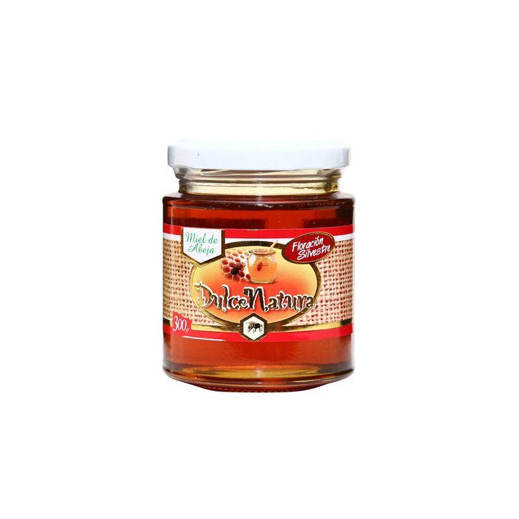 Miel-de-Abeja-Dolce-Natura-Floracion-Silvestre-Frasco-300-g