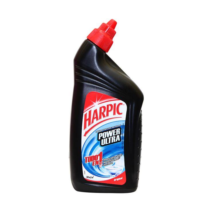 Desinfectante-Liquido-para-Baño-Harpic-Power-Plus-Frasco-con-Dosificador-500-ml