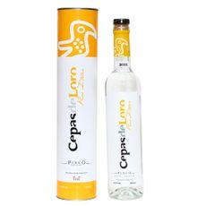 Pisco-Puro-Cepas-de-Loro-Italia-Botella-500-ml