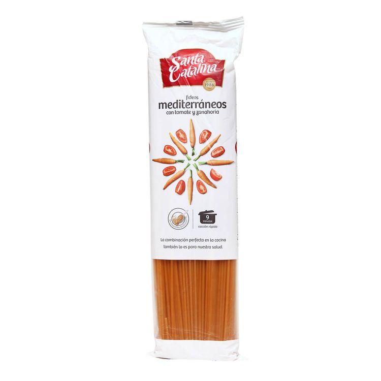 Pastina-Mediterraneos-con-Tomate-y-Zanahoria-Santa-Catalina-Bolsa-400-g