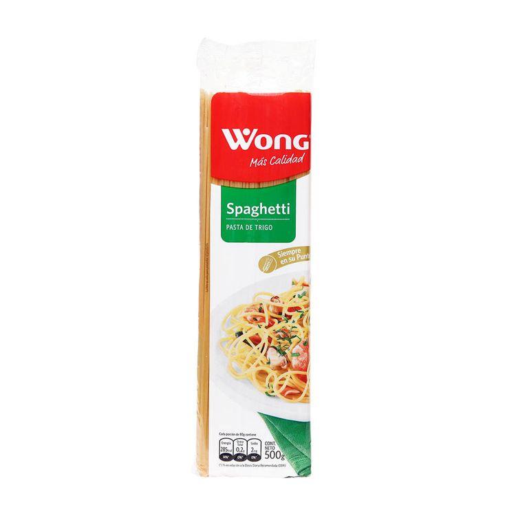 Spaghetti-Wong-Bolsa-500-g