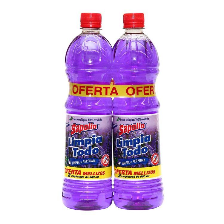 Limpiatodo-Sapolio-Lavanda-Pack-2-Unid-x-900-ml