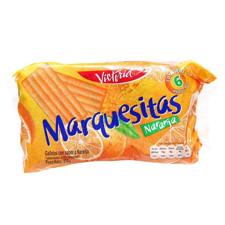 Galletas-Marquesitas-Victoria-Naranja-Pack-6-Unid-x-46-g