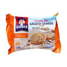 Galletas-Avena-Quaker-con-Granola-Pack-6-Unid-x-30-g
