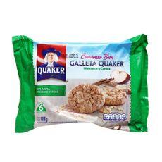 Galletas-Avena-Quaker-con-Manzana-y-Canela-Pack-6-Unid-x-30-g