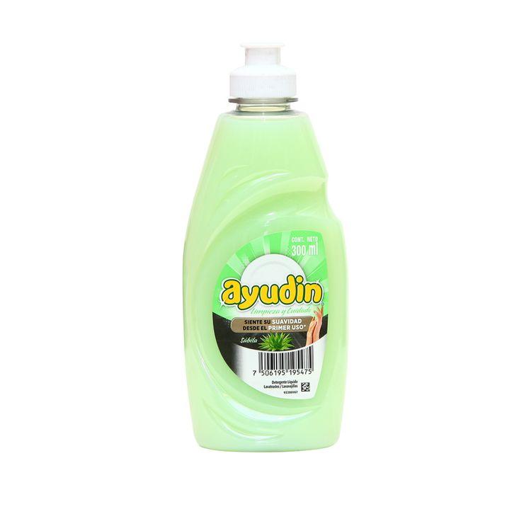 Lavavajilla-Liquida-Ayudin-Sabila-Frasco-300-ml