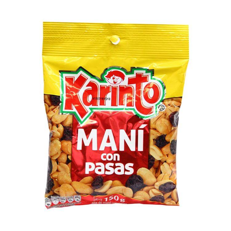 Mani-con-Pasas-Karinto-Bolsa-150-g