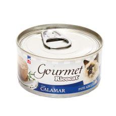 Alimento-para-Gatos-Ricocat-Gourmet-Adultos-Pate-con-Calamar-Lata-3-Onzas
