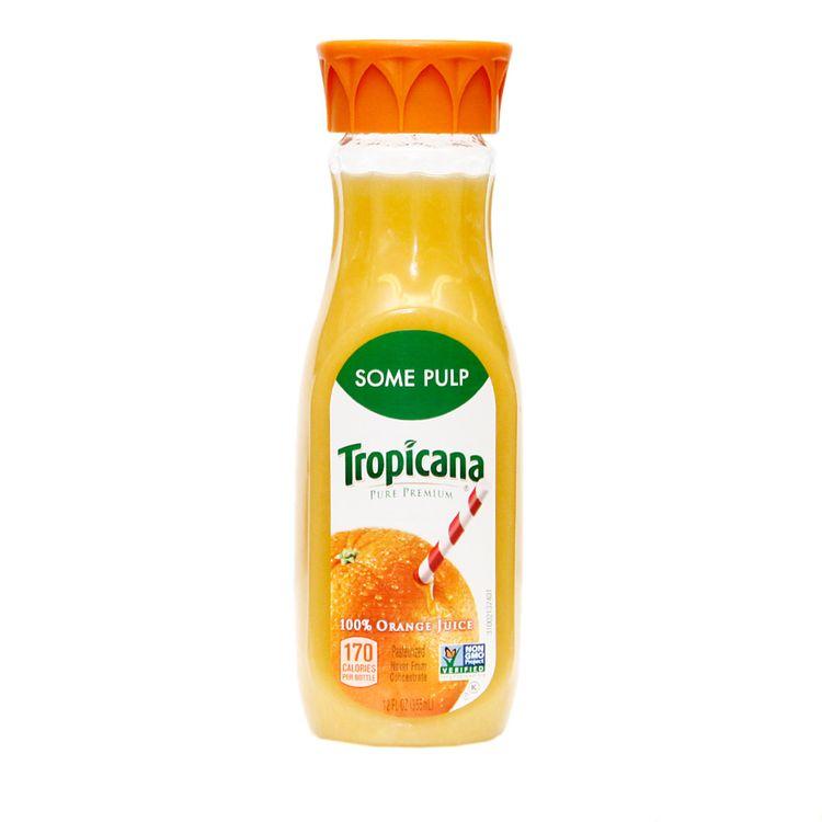 Jugo-Premium-Con-Pulpa-de-Naranja-Tropicana-Botella-355-ml