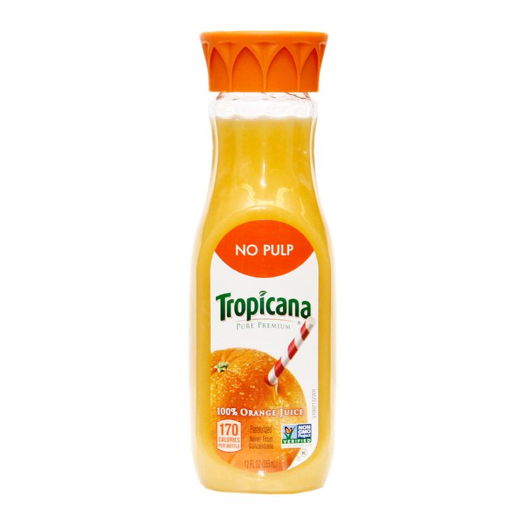 Jugo-Premium-Sin-Pulpa-de-Naranja-Tropicana-Botella-355-ml