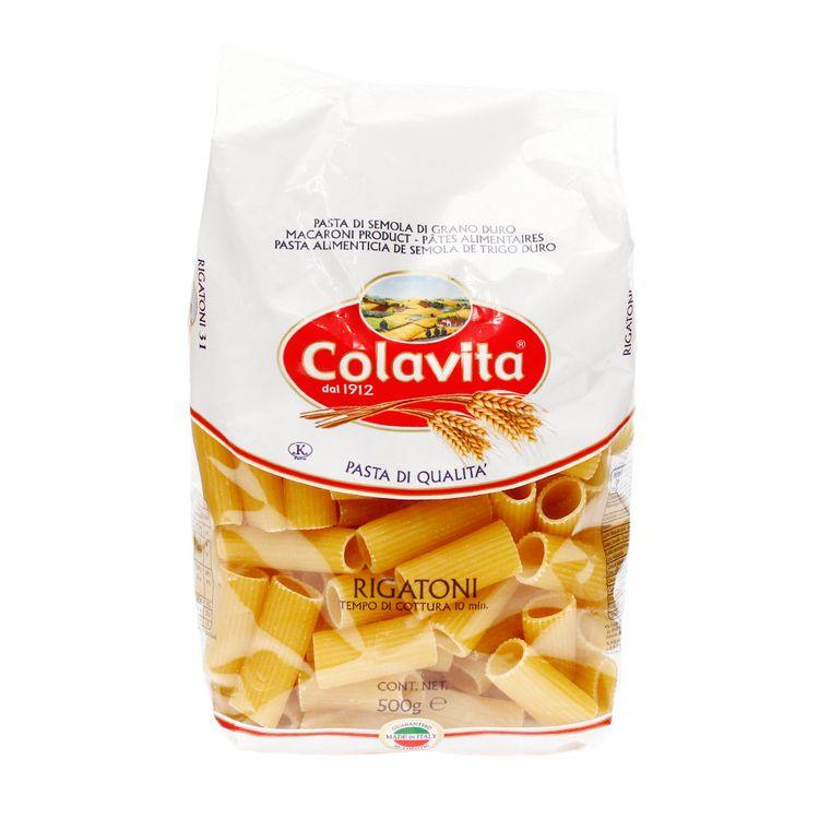 Pastina-Rigatoni-Colavita-Bolsa-500-g