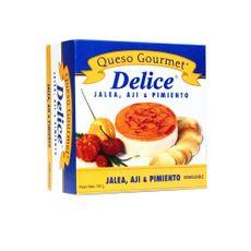 Queso-Crema-Gourmet-Delice-Con-Jalea-Aji-y-Pimiento-Caja-150-g-69663009