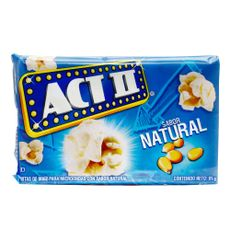 Pop-Corn-Natural-Act-II-Bolsa-91-g