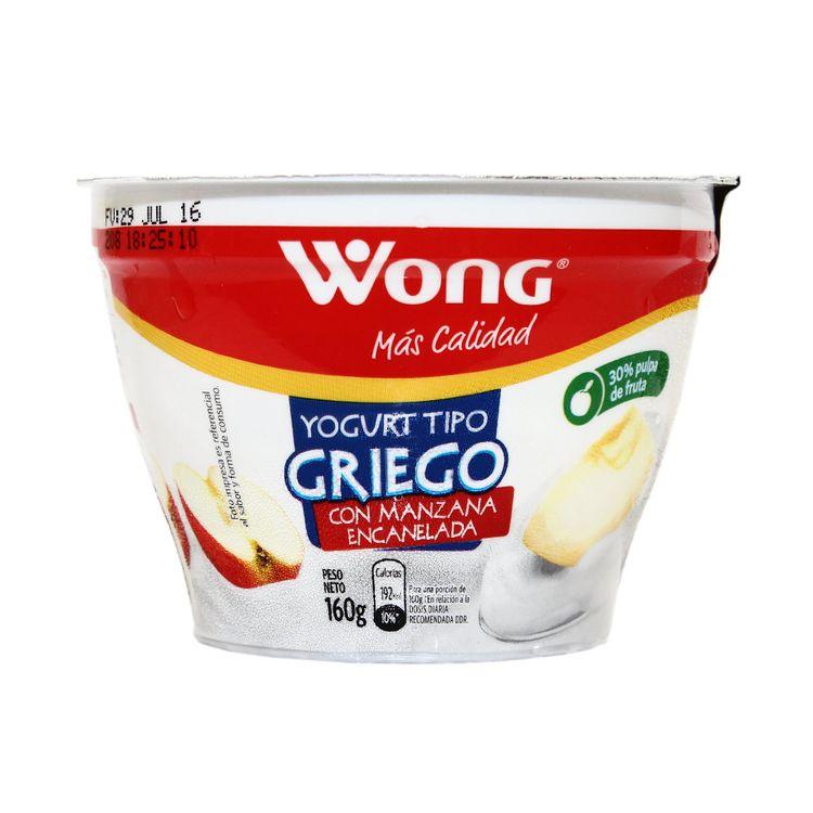 Yogurt-Tipo-Griego-Wong-Manzana-Encanelada-Vaso-160-g-456211003
