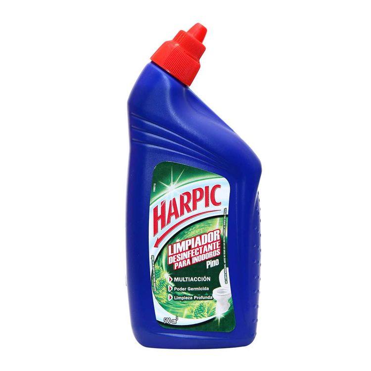 Limpiador-Desinfectante-Harpic-Limpieza-Activa-Frasco-con-Dosificador-500-ml