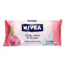 Jabon-en-Barra-Nivea-Humectante-Flor-de-Loto-Pack-3-Unid-90-g