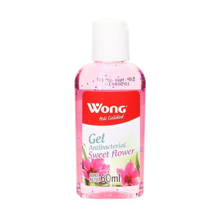 Gel-Antibacterial-Wong-Sweet-Flower-Frasco-60-ml
