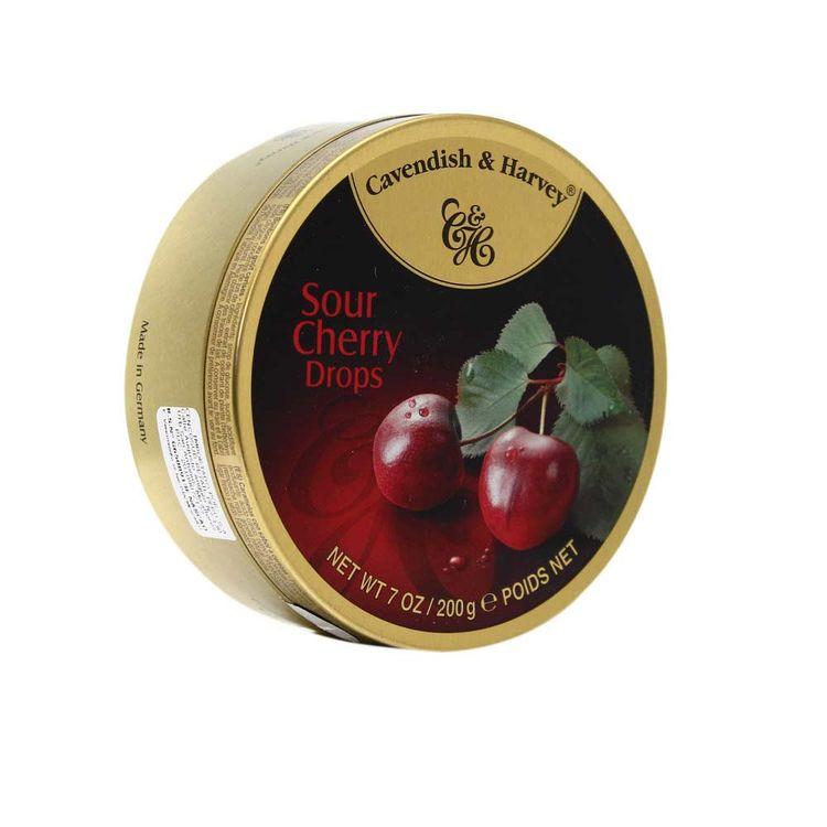 Caramelos-Cavendish---Harvey-Cherry-Drops-Lata-200-g