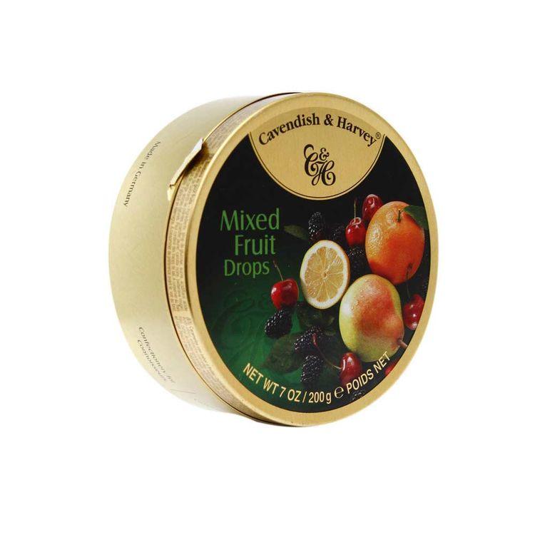 Caramelos-Cavendish---Harvey-Mixed-Fruit-Drops-Lata-200-g