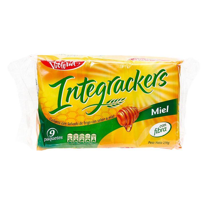 Galletas-Integrackers-Victoria-Salvado-de-Trigo-y-Miel-Pack-9-Unid-x-30-g