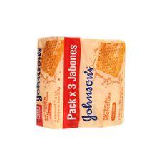 Jabon-en-Barra-Johnson-s-Adulto-Miel-y-Linaza-Pack-3-Unid-125-g