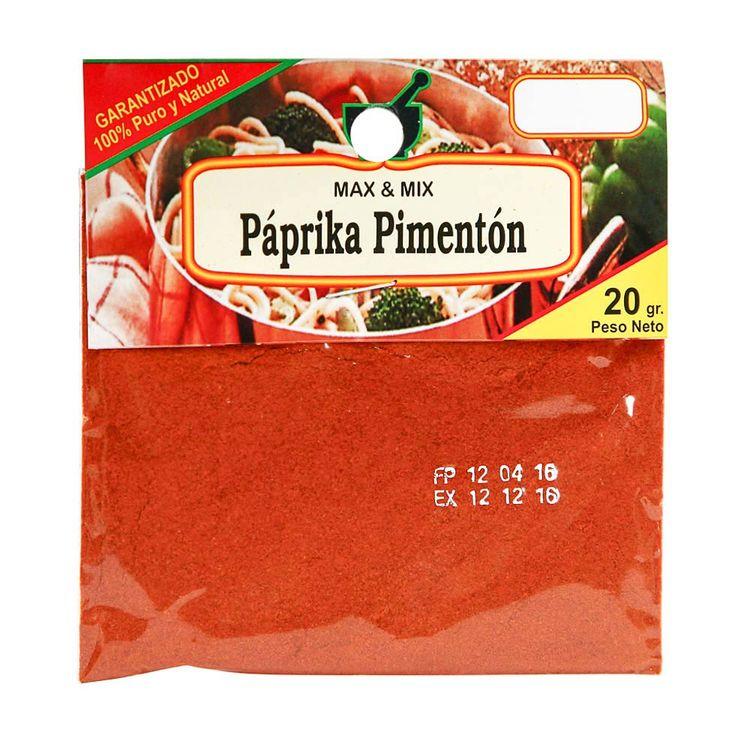 Paprika-Max---Mix-Sobre-20-g
