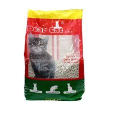 Arena-para-Gatos-Gold-con-Perfume-Dear-Cat-Bolsa-5-Kg
