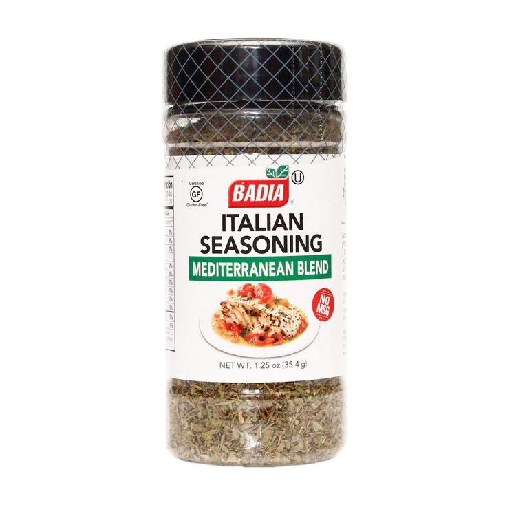 Mezcla-Gourmet-Badia-Italian-Seasoning-Frasco-1.25-Onzas