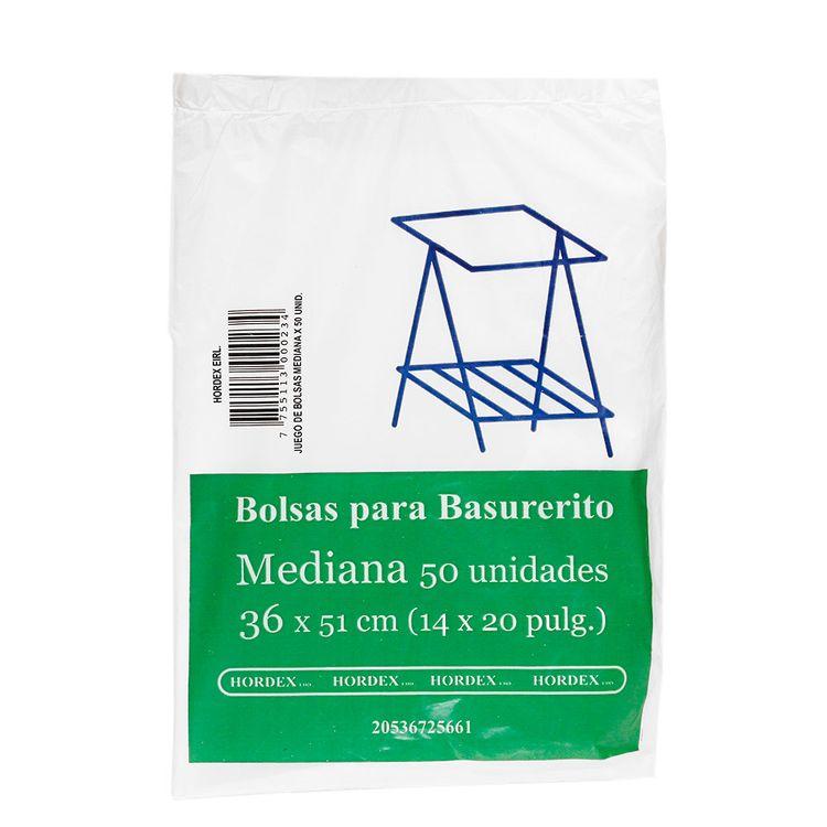 Bolsas-para-Basurerito-Hordex-Medianas-Pack-50-Unid