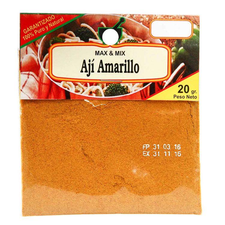 Aji-Amarillo-Mirasol-en-Polvo-Max---Mix-Sobre-20-g