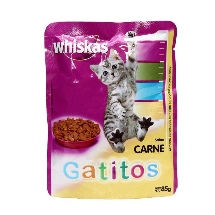 Alimento-para-Gatitos-Whiskas-Carne-Doy-Pack-85-g