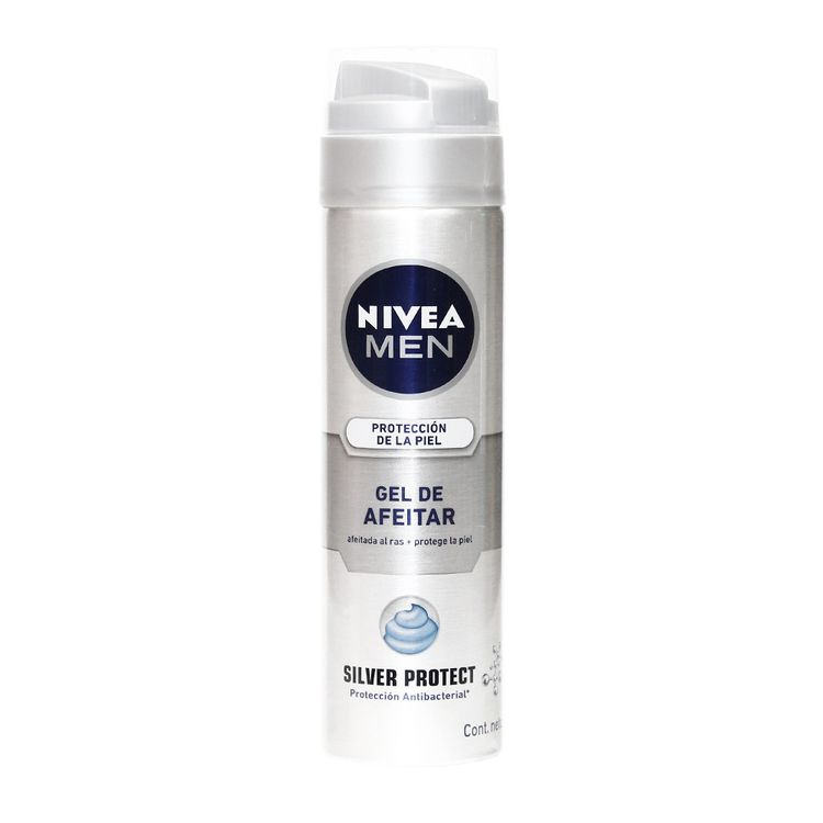 Gel-de-Afeitar-Nivea-Silver-Protect-200-ml