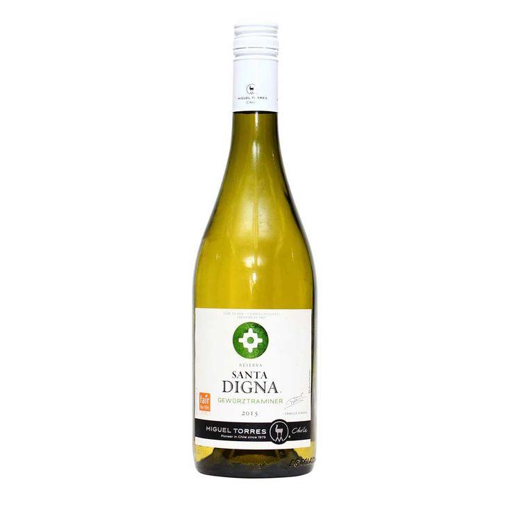 Vino-Blanco-Santa-Digna-Gewurztraminer-Botella-750-ml