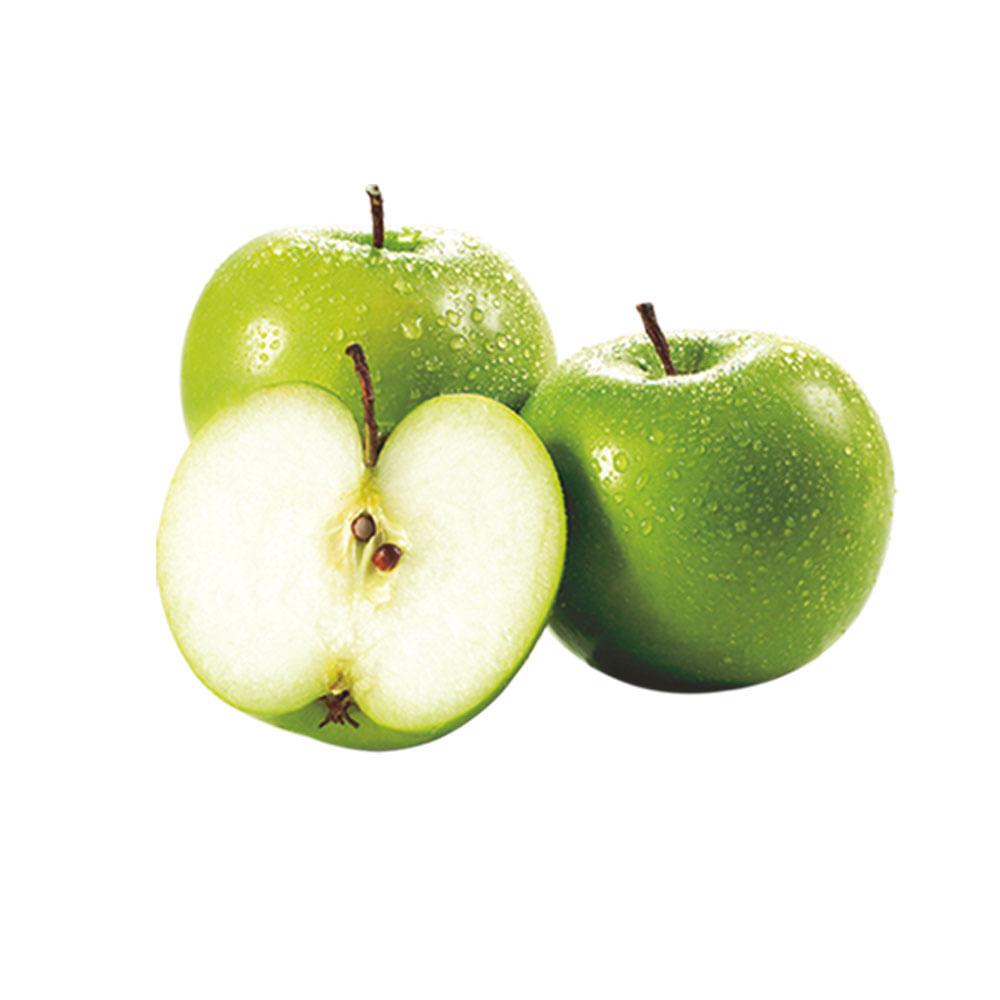 Hermosa Manzana Verde Alfombras De Cocina Bosquejo - Ideas Del ...