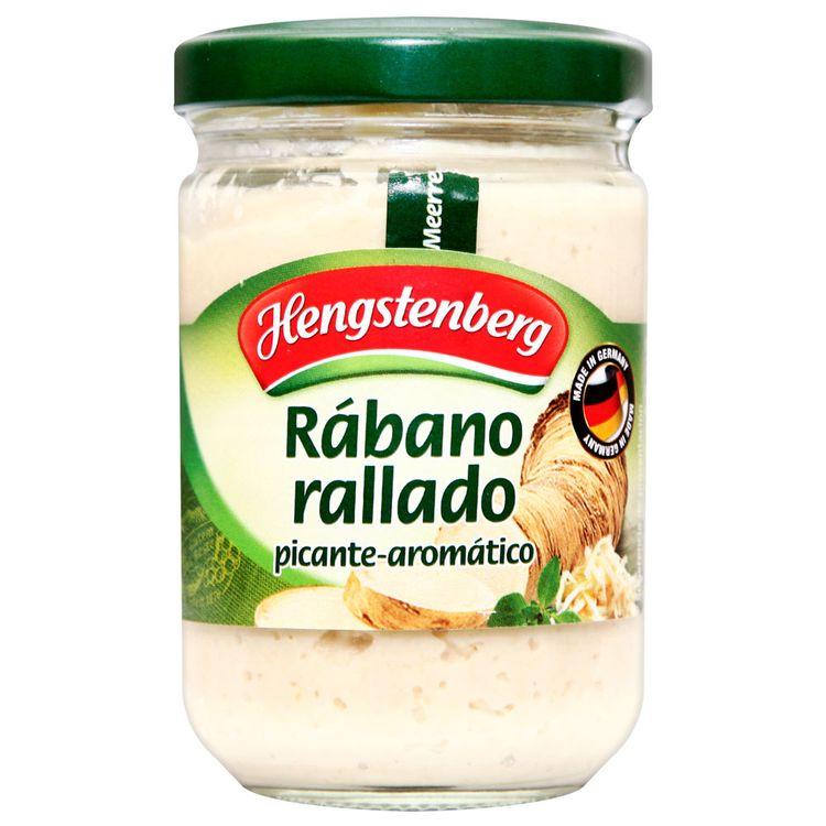 Rabanito-Picante-Hengstenberg-Frasco-145-g