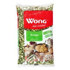 Arveja-Verde-Wong-Bolsa-500-g