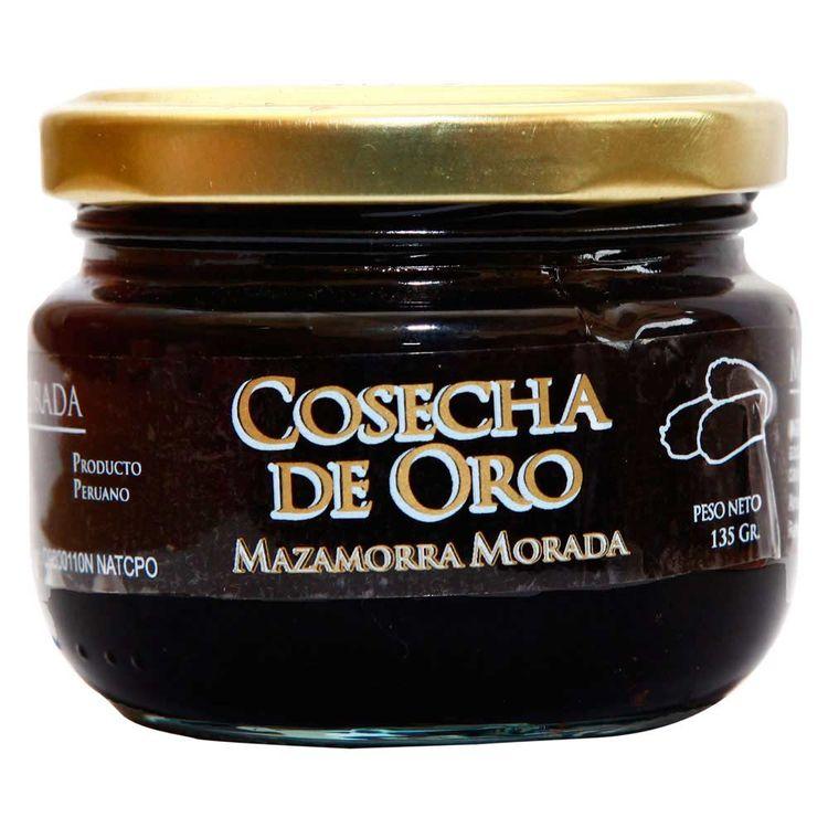 Mazamorra-Morada-Cosecha-de-Oro-Frasco-135-g