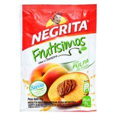 Refresco-Instantaneo-La-Negrita-Frutisimos-Durazno-con-Stevia-Sobre-35-g