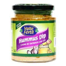Crema-de-Garbanzo-Valle-Fertil-Hummus-Dip-con-Ajo-Frasco-240-g