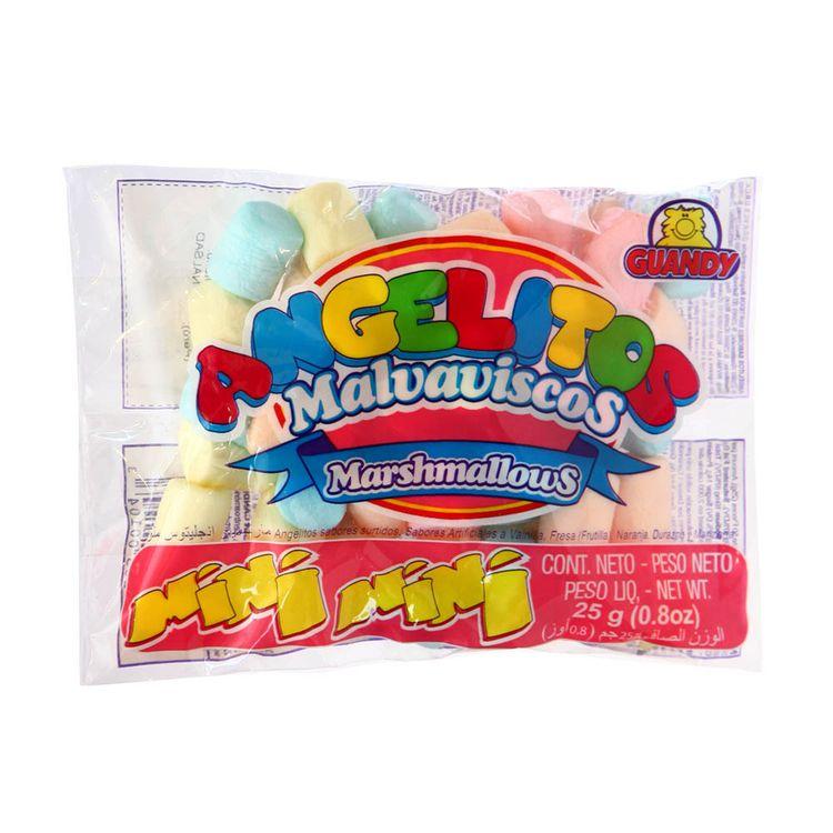 Marshmellows-Tropical-Angelitos-Bolsa-25-g