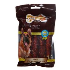 Snack-Enrollados-Chicken-Bajo-en-Grasa-Pet-Care-Bolsa-4-Unid