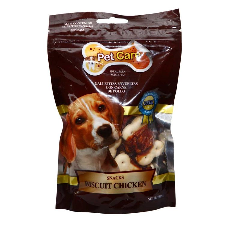 Snack-Biscuit-Chicken-Pet-Care-Doy-Pack-15-Unid